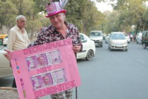 رژه اقلیتهای جنسی دهلی هند ۲۰۱۶