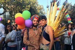 رژه افتخار اقلیتهای جنسی در دهلی ۲۰۱۶